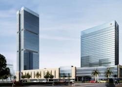 Northern Zhejiang Changxing Global Center's tallest building