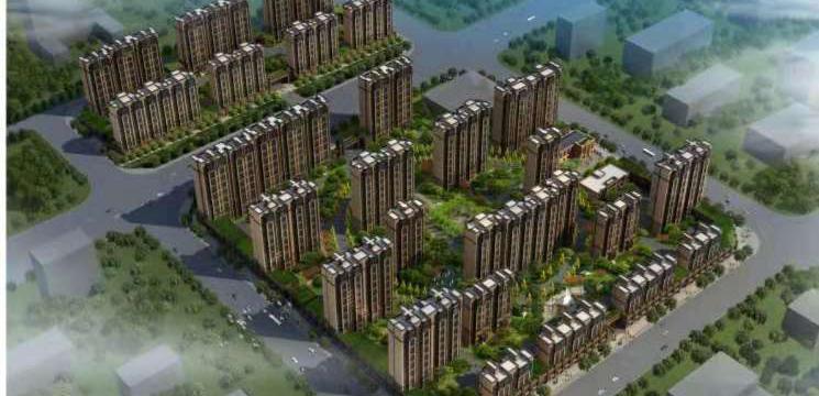 151台平博88pinbet88平博88助力河南三门峡灵宝市棚户区改造项目